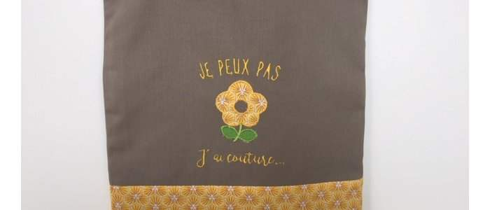 Atelier couture et broderie