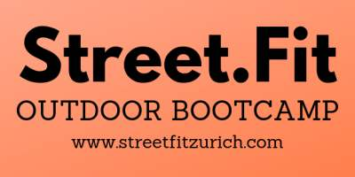 Annulation - Streetfit Bootcamp Zurich - Mercredi 22 avril 19:00-20:30