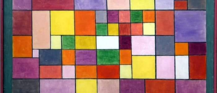 "Exposition ""Paul Klee, la dimension abstraite"""